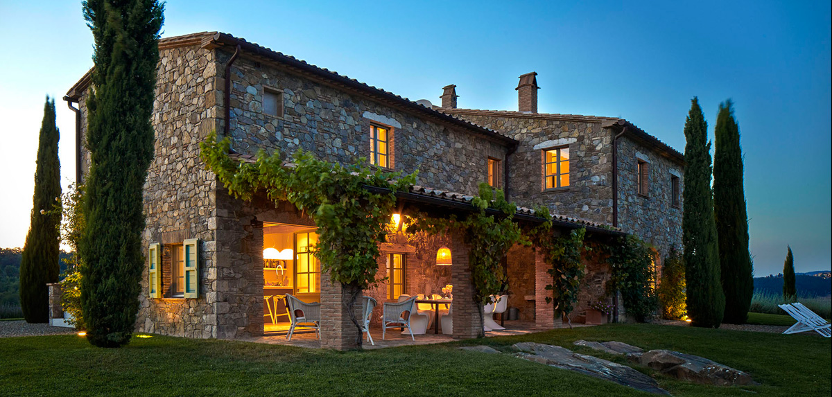 Podere Palazzo Your Vacation Home In The Heart Of Italy